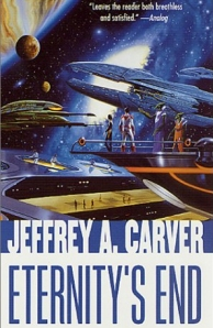 Eternity's End (Tor paperback) by Jeffrey A. Carver