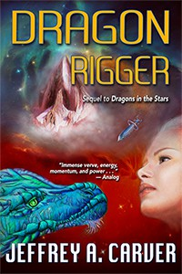 Dragon Rigger by Jeffrey A. Carver