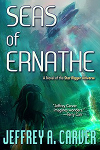 Seas of Ernathe by Jeffrey A. Carver