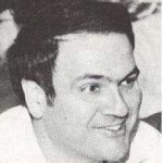 Literature teacher Larry Zimmer