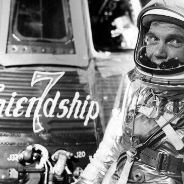 John Glenn, Last Mercury Astronaut