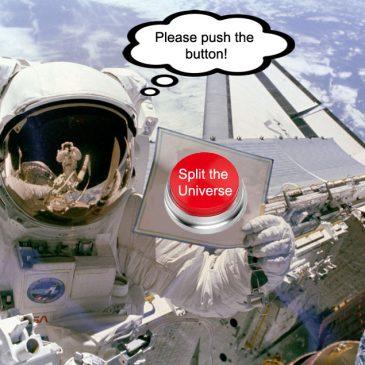 Schrödinger's Cat in Space!
