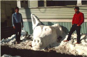 Larry, Snow-Sam, Jeff
