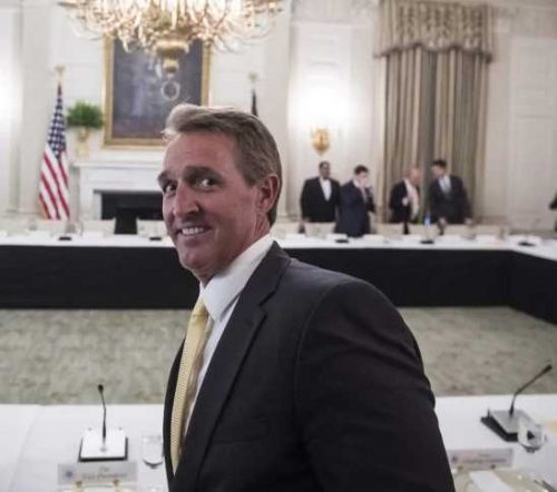 Senator Jeff Flake - Washington Post