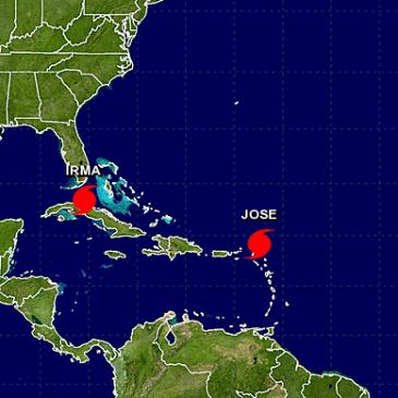 Hurricane Irma, Round Two