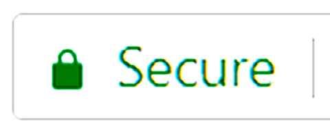 Website Is Secured, Cap'n!