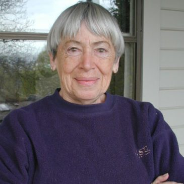 Ursula K. LeGuin Has Left Us