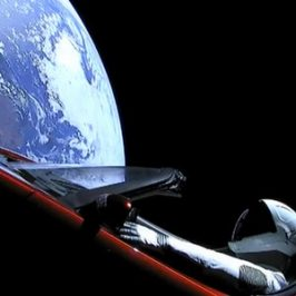 Tesla Roadster Asteroid Bound!